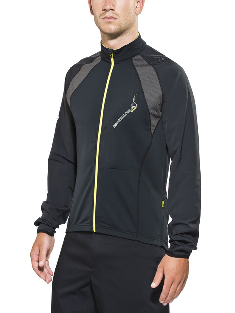 Endura MT500 Full Zip II Long Sleeve Jersey Men black